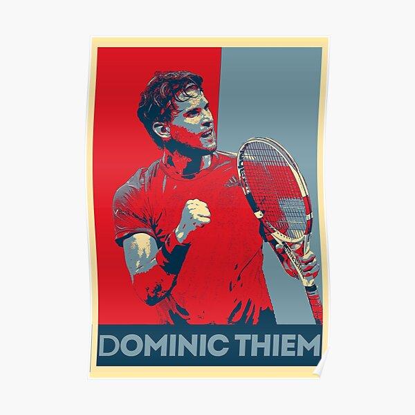 Dominic Thiem Poster