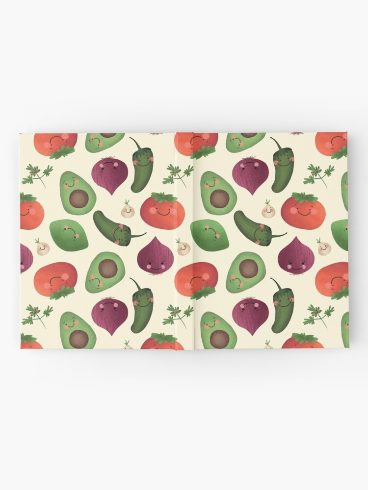 Alternate view of Happy Guacamole  Hardcover Journal