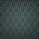 Vintage Seamless Pattern by Olga Altunina