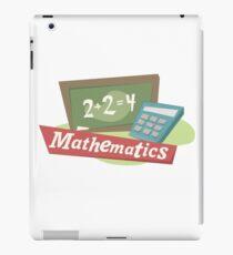 Mathematics iPad Case/Skin