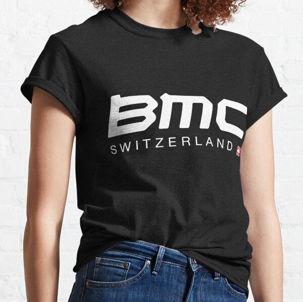 BMC Switzerland Bikes Bicycle Logo Classic T-Shirt