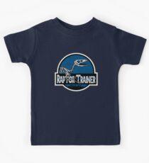 Raptor-Trainer Kinder T-Shirt