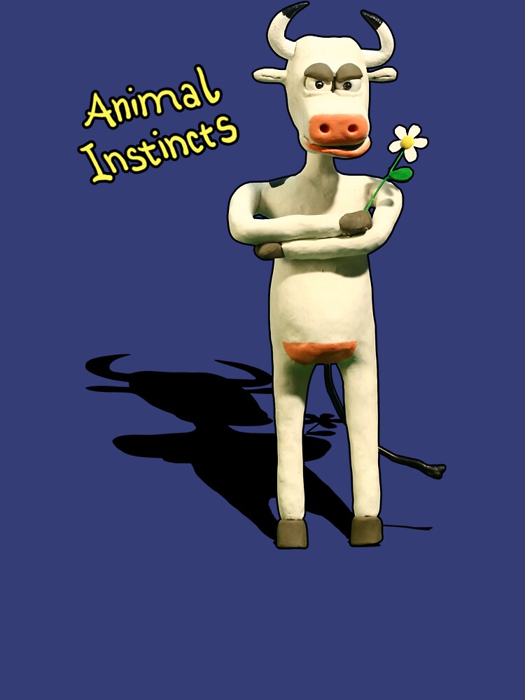 Animal Instincts - Cow by GoorooAnimation