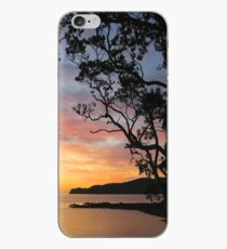 Great Barrier Island Sonnenuntergang - Neuseeland iPhone-Hülle & Cover
