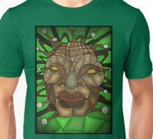 Face of Boe Stained Glass Unisex T-Shirt