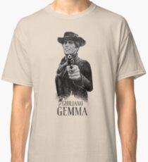 Giuliano Gemma Spaghetti Western Classic T-Shirt