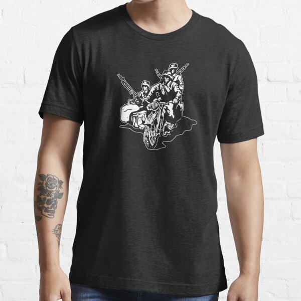 German Military Sidecar Essential T-Shirt