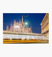 Milan cathedral Photographic Print