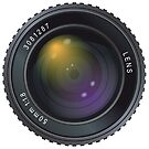 Camera Lens by William Fehr