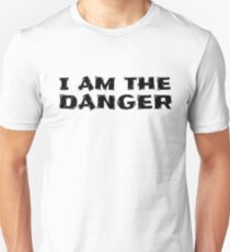 Breaking Bad Quotes Danger Unisex T-Shirt