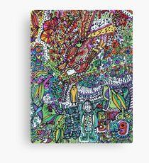 Birds Sing - Kerry Beazley Canvas Print