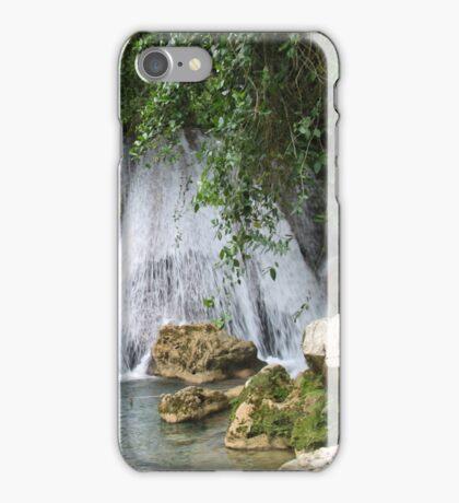 Reich Falls iPhone Case/Skin