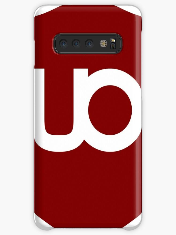 'uBlock Origins' Case/Skin for Samsung Galaxy by Bob the Builder