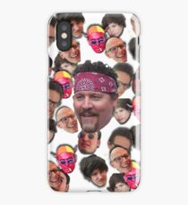 Chef our God (No Background) iPhone Case