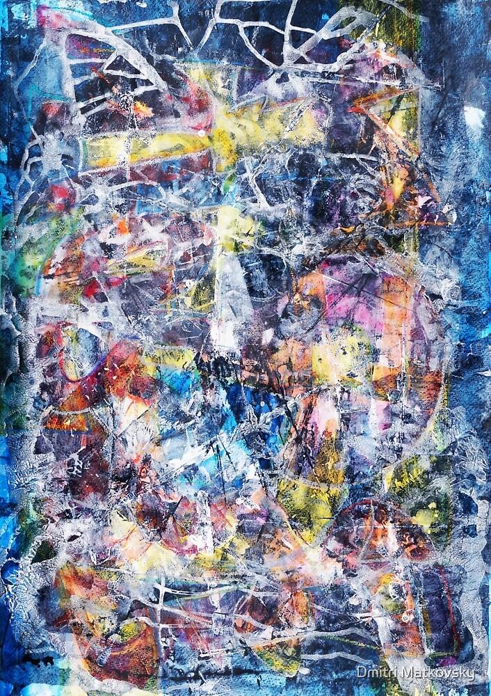 SHAGAL'S NEW YEAR by Dmitri Matkovsky