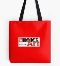 Choice-Art Educators Logo Tote Bag