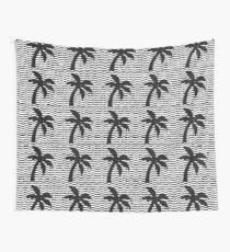 The Neighbourhood Wiped Out! / Palm Tree Art Wall Tapestry