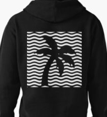 The Neighbourhood Wiped Out! / Palm Tree Art Pullover Hoodie