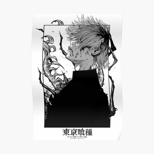 Tokyo Ghoul Kaneki Ken Poster