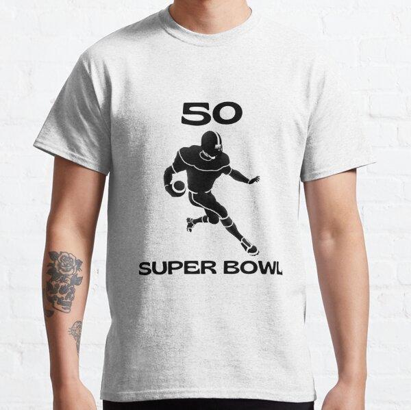 Super Bowl 50 T-shirt classique
