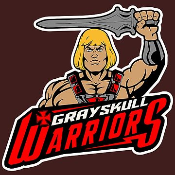 Grayskull Warriors by Nowonart