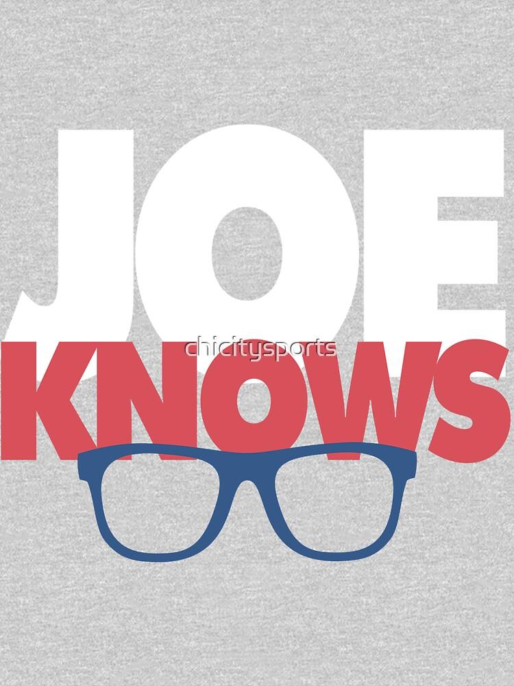 Joe Knows Baseball by chicitysports