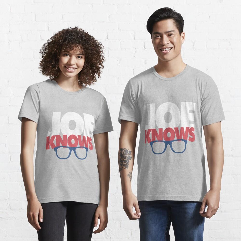 Joe Knows Baseball Essential T-Shirt