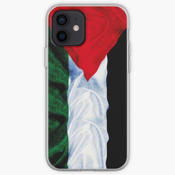 Palestine Flag  iPhone Soft Case