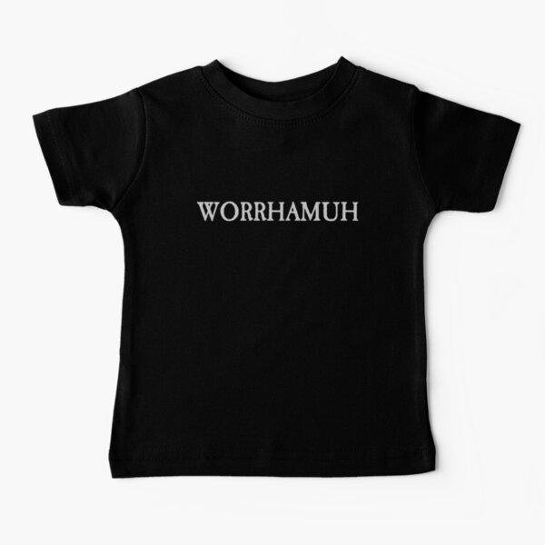 Worrhamuh Print Baby T-Shirt