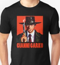 Gianni Garko - Sartana Spaghetti Western Unisex T-Shirt