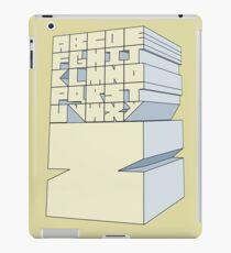 Z's Alphabet iPad Case/Skin
