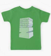 Z's Alphabet Kids Tee