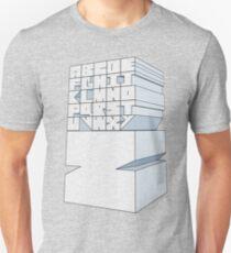 Z's Alphabet Unisex T-Shirt