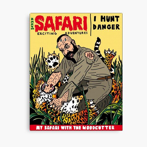 Safari Lienzo