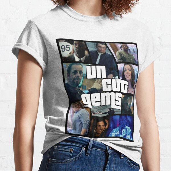 GTA - Uncut Gems Classic T-Shirt