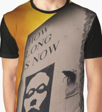 Tacheles, Berlin, how long is now Graphic T-Shirt