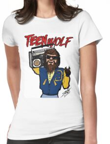 Teen Wolf Michael J Fox 80s Movie Tee. S to 2XL