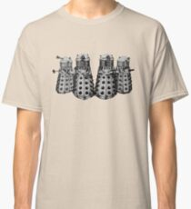 Exterminate ! -Gray Classic T-Shirt
