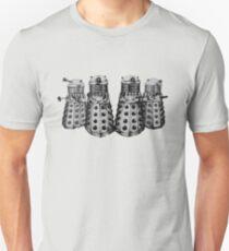 Exterminate ! -Gray T-Shirt