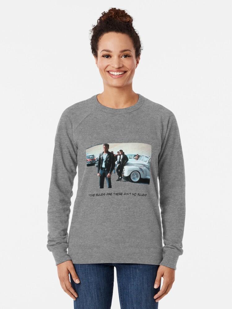 Grease Thunder Road | Lightweight Sweatshirt