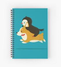 Like the Wind Spiral Notebook