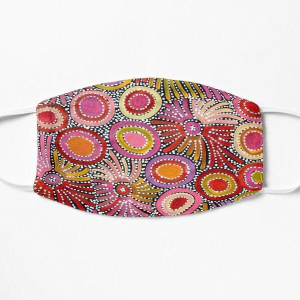 Australian Aboriginal Art Flat Mask