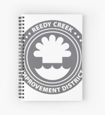 Reedy Creek Improvement District Spiral Notebook