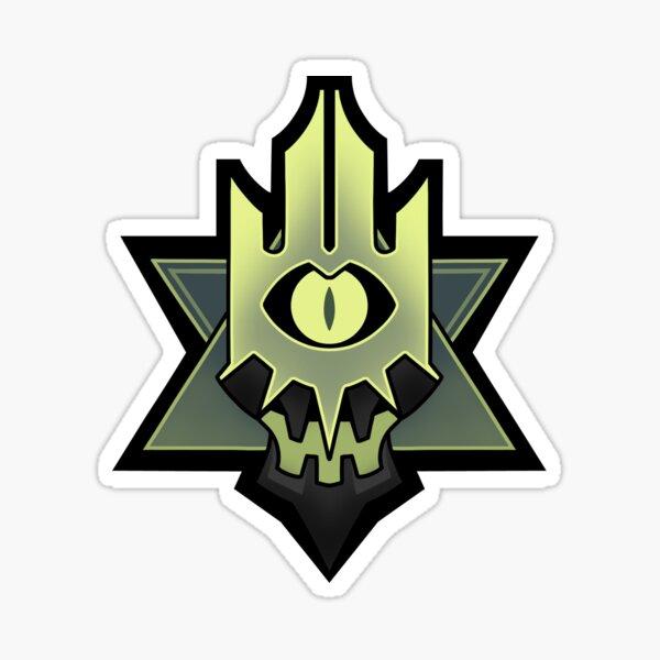 AFK Arena Graveborn Faction Logo Sticker