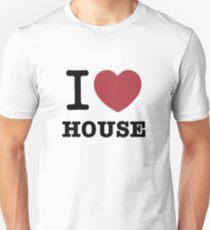 I love House T-Shirt
