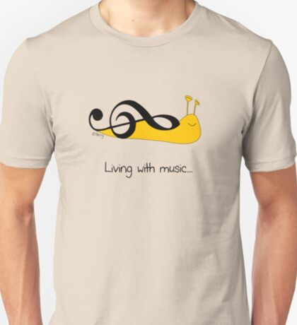 The Snail Clef T-Shirt