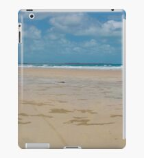cable beach midday iPad Case/Skin