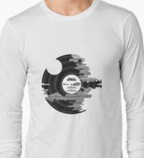 Star Wars - Death Star Vinyl Long Sleeve T-Shirt