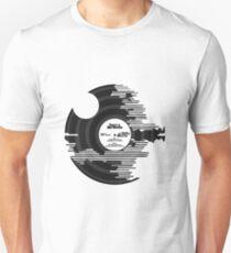 Star Wars - Death Star Vinyl T-Shirt