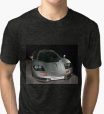 XP3 prototype McLaren F1 road car Tri-blend T-Shirt